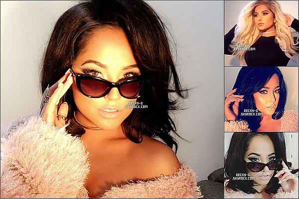 Voici des photos révélées par Becky sur Instagram ainsi que Snapchat un nouveau photoshoot. Ce photoshoot sera bientot disponible, ceci sont les coulisses. On peut voir Becky en blonde aisni que d'autre couleurs (Perruques).