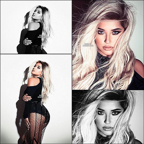 Un nouveau shooting photo de notre belle Becky qui vient d'apparaître teintée en blonde. Photos provenant d'instagram que Becky nous a publié. Elle est belle & elle a des aires de Kylie Jenner dans ce shoot je trouve. TOP