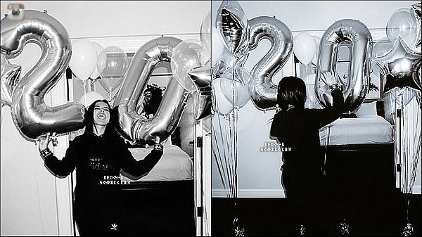 Happy Birthday my queen Becky, elle fête ses 20 ans en ce jour du 2 mars. Elle est mon idole. Sur les réseaux sociaux, Becky a eu beaucoup de messages de plusieurs célébrités. Elle poste de même 2 photos provenant d'Insta.