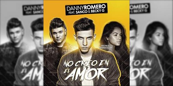 """Découvrez un feat de notre belle avec Danny Romero & Sanco nommé """"No creo en el amor"""". J'aime beaucoup ce featuring. J'espère vraiment qu'il y aura un clip afin de voir notre belle et ses 2 beau gosses latino. Alors Avis ?"""