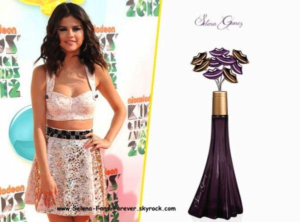 Le nouveau parfum de Selena ! <3