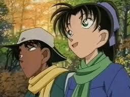 Couple n°2 ;) Heiji x Kazuha