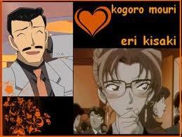 Couple n°4 : Eri et Kogoro :)