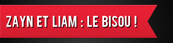 Zayn et Liam : Le Bisou !