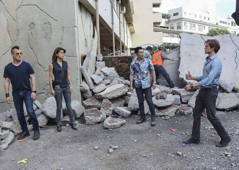Crossover entre Hawaii Five-0 et MacGyver