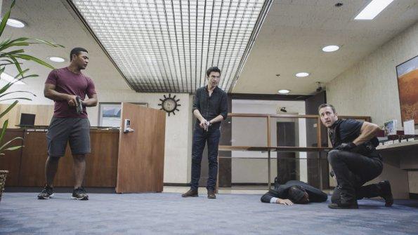 Saison 8 - Épisode 07 : Kau Ka 'Onohi Ali'i I Luna