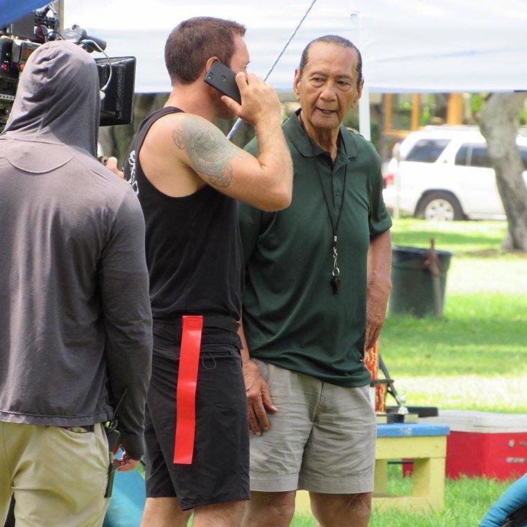 Quelques photos de tournages durant les 10 saisons