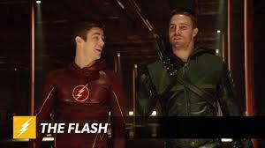 arrow and flash <3