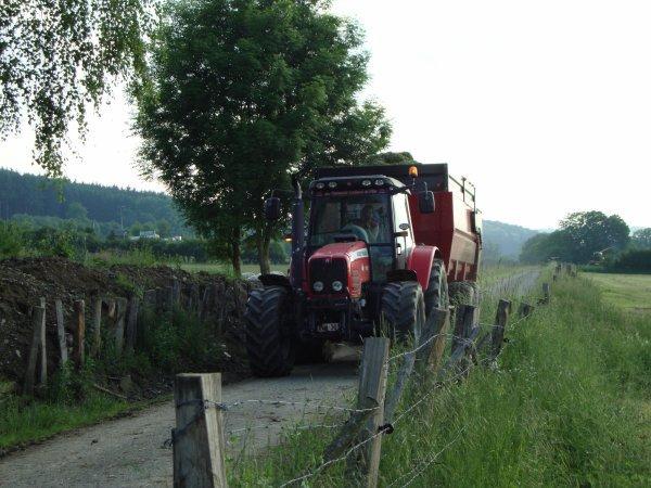 silo a la ferme