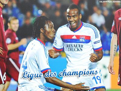 xOlympiqueLyonnais ~ Ligue des Champions