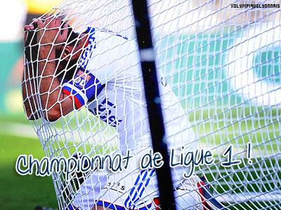 xOlympiqueLyonnais ~ Ligue 1, 5ème journée