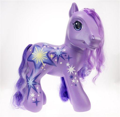 mon petit poney stars