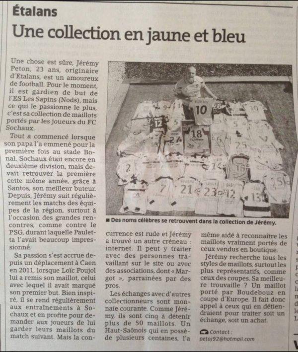 Est Républicain du 16/08/2013
