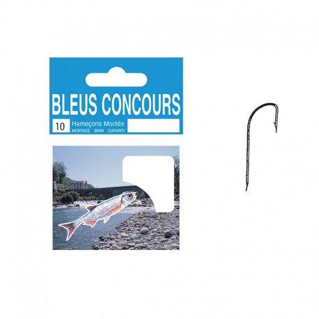CARNET HAMECONS MONTES (x10) BLEUS CONCOURS BDL 0.15M  ( stock 10 )