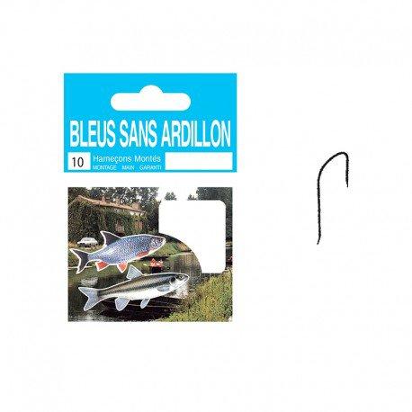CARNET HAMECONS MONTES (x10) BLEUS SANS ARDILLON  ( stock 10 )