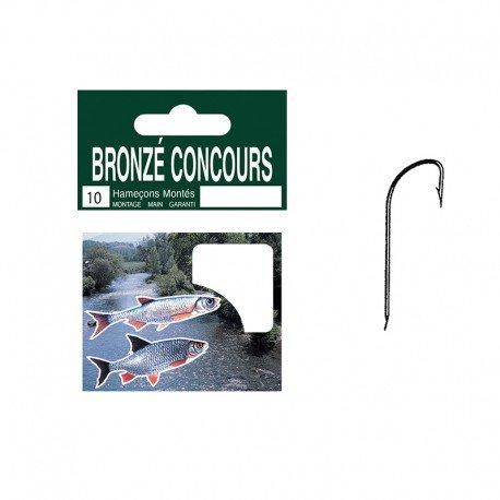 CARNET HAMECONS MONTES (x10) BRONZES CONCOURS  ( stock 10 )
