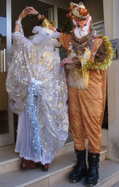 Blanche & Ocre
