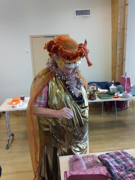 Carnaval de Tours 12 avril  2014 vi@ Masques Mory