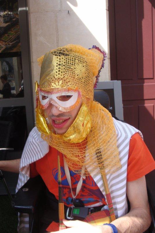 Tours Carnaval 2014: - Présente Les Masques Art*Mory