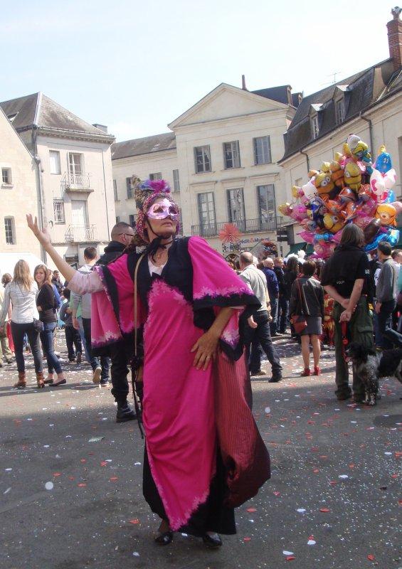 @tous Coeur  ROSESMasques''Bonne Année 2015 Zébulon!''