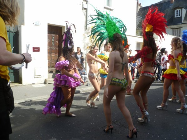 Tours Carnaval au RDV petits & grands