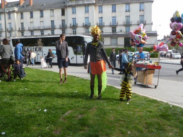 Tours 2015 Carnaval au RDV Bord de Loire