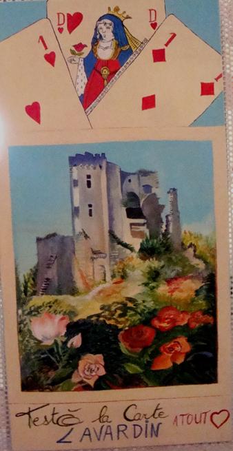 atout Coeur ''chateau''