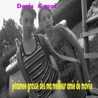 Moi et Doris :)