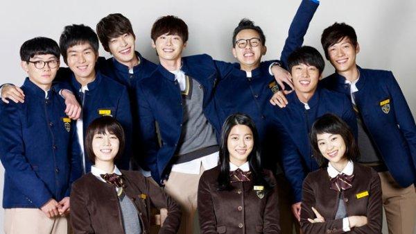 [Drama Coréen] School 2013