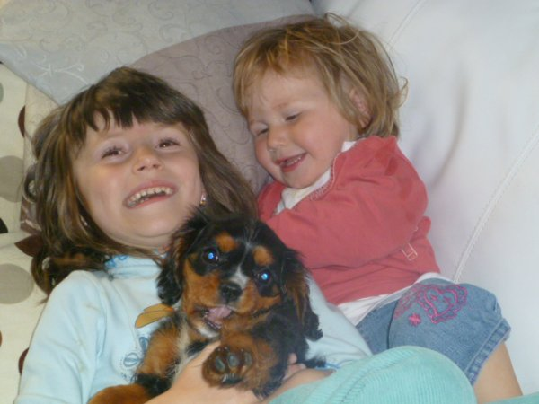 quelque photos de hela et nos petites filles adorees