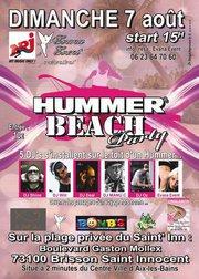 hummer beach party