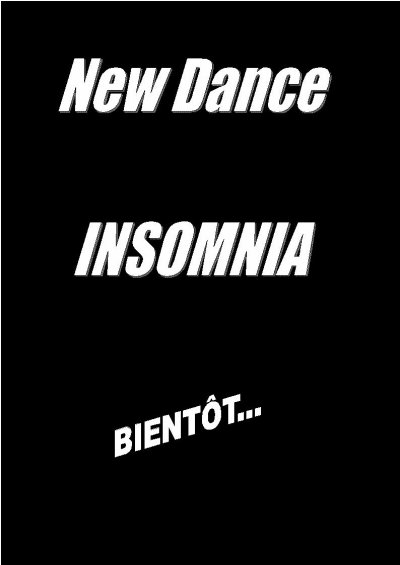 new dance insomnia