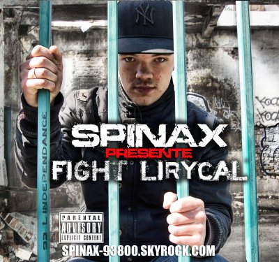 "SPINAX - Album ""Fight Lyrical"""