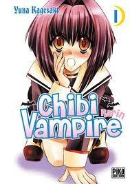 karin : chibi vampire