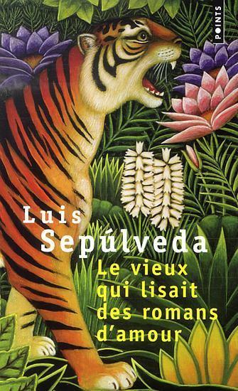 Livre 92 : Le vieux qui lisait des romans d'amour : Luis Sepulveda