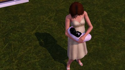 Avoir un bébé avec la faucheuse