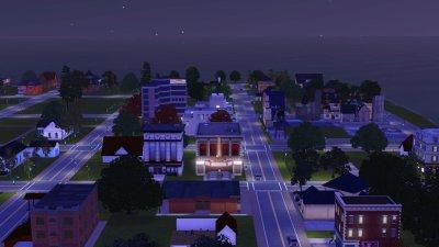 Episode 2 : une ville étrange