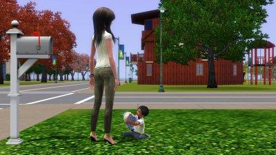 Chapitre 5. Déménagements, poupées, un accouchement