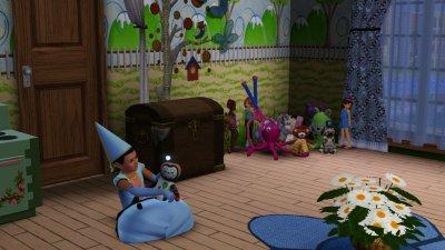 Chapitre 8. Encore et Encore. Peut-on venir enfant lorsqu'on est qu'un jouet?