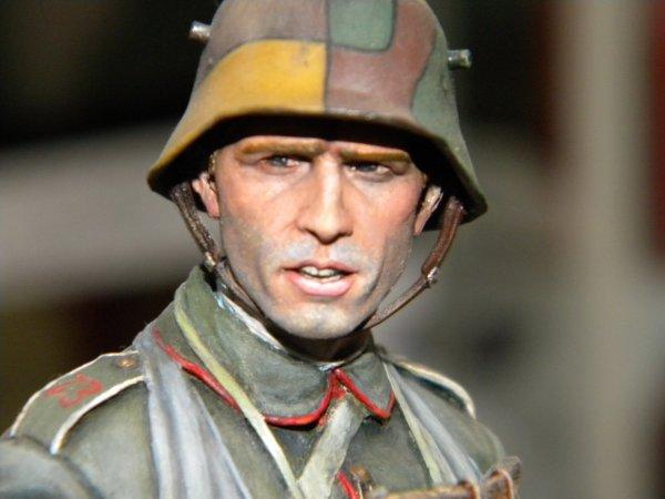 FIGURINE WW.1 SOLDAT ALLEMAND DU BLOG DE MAQUETTE49.