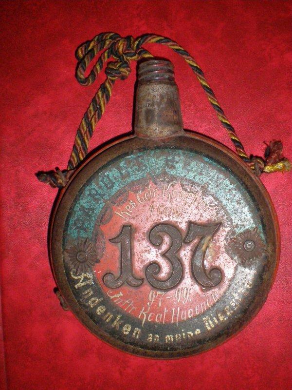 RENTREE GOURDE RESERVISTE IR 137 HAGUENAU (1)