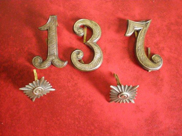 GOURDE RESERVISTE IR 137 SUITE...(2)