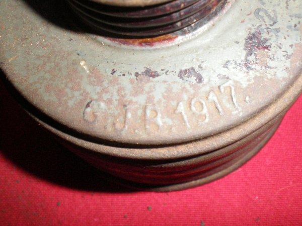 COMPLEMENT ARTICLE DE MON GUMMIMASKE 1915 MODIF 16