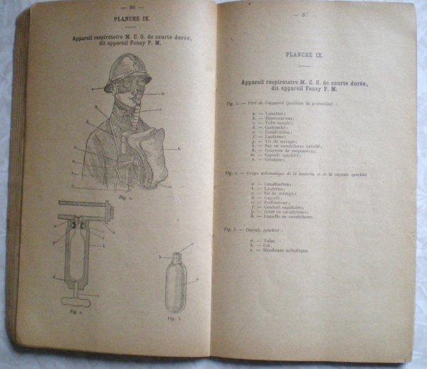 RENTREE MANUEL INSTRUCTION GAZ DE COMBAT.ARTICLE (2/2).