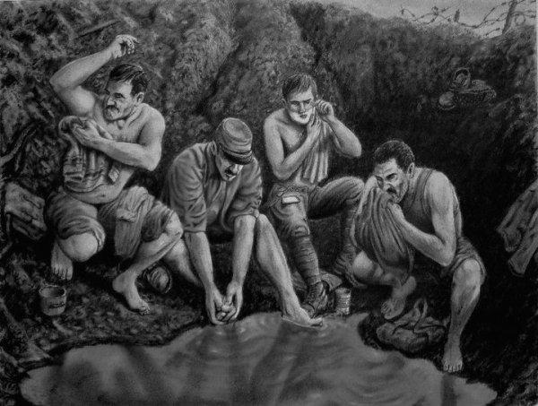 CEUX DE 14 DESSIN DE PHILIPPE SABATIER 6/7