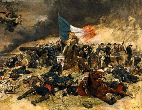 PEINTURES 1870/1871 (5/5)