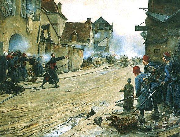 PEINTURES 1870/1871 (4/5)