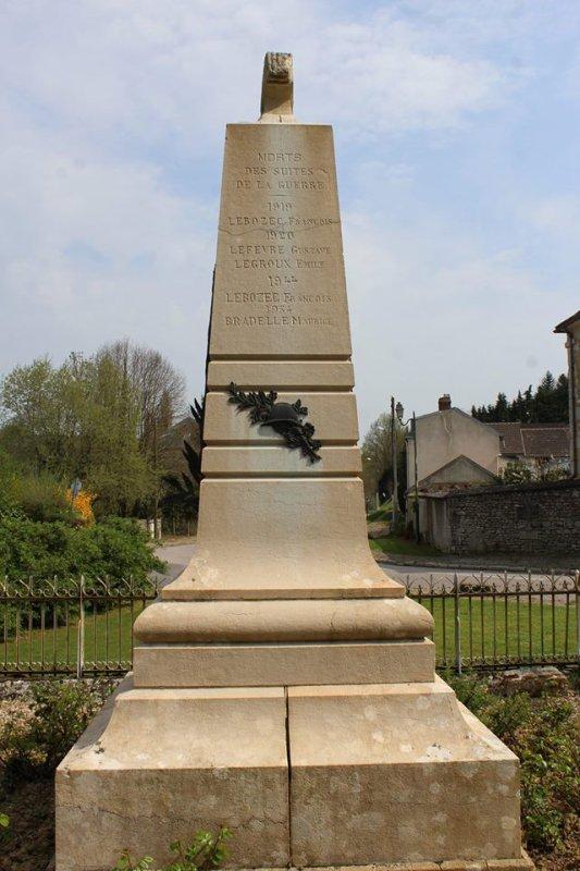 MONUMENT AUX MORTS AMBLEVILLE (95)