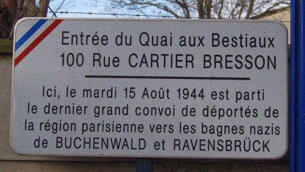 LOUIS EUGENE LE GOÏC, COUSIN RESCAPE DE BUCHENWALD.