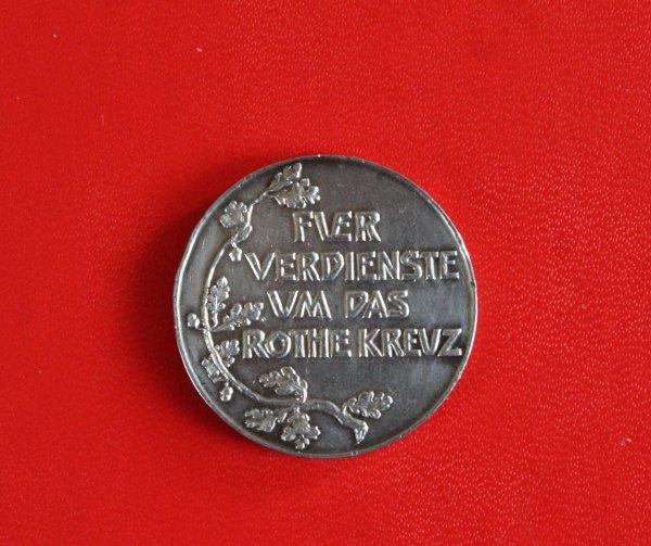 RENTREE ROTHE KREUZ 1898.